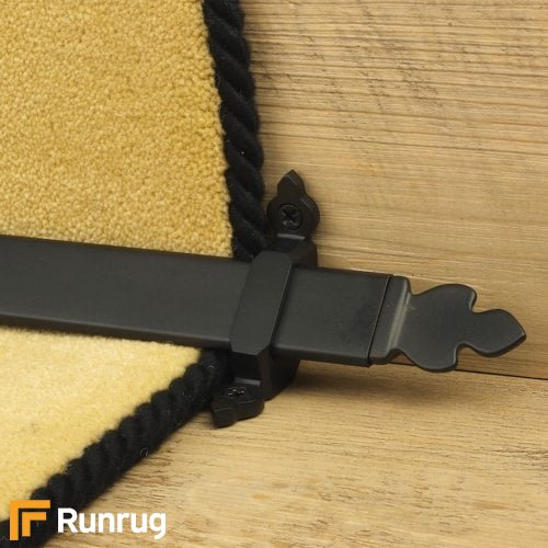 Royal Black Beaumont Stair Rod